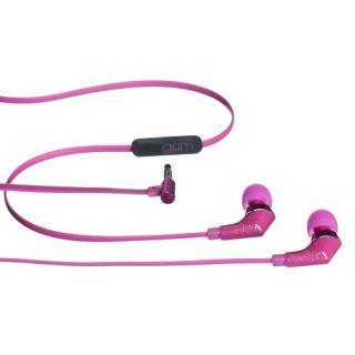 Casti Audio Glamme Up Stereo In Ear Cu Microfon Ro