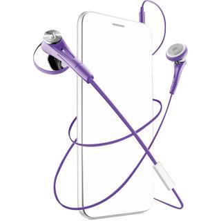 Casti Audio In Ear Violet