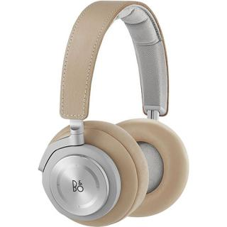 Casti cu Fir Premium Wireless Over Ear Beoplay Crem Natural