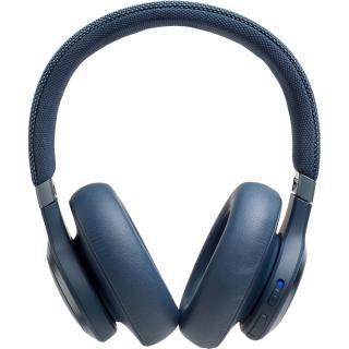 """<font color=""""FF00CC"""">Promotie!</font> Casti Wireless Live 600BTNC Live 650BTNC Over Ear Albastru thumbnail"""
