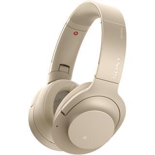 Casti Wireless   Over Ear Auriu