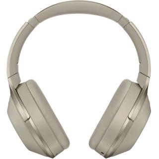 Casti Wireless   Over Ear Gri