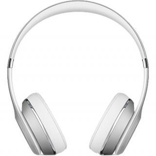 Casti Wireless Solo 3 On Ear Argintiu