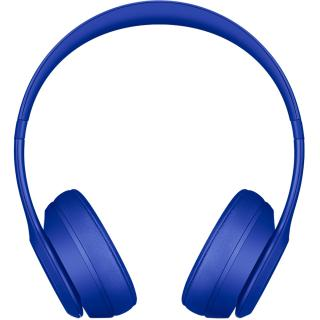 casti wireless   solo 3 on ear break albastru