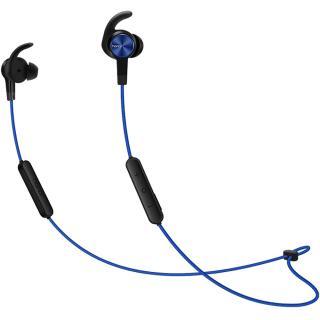 """<font color=""""FF00CC"""">Promotie!</font> Casti Wireless Sport Lite Albastru thumbnail"""