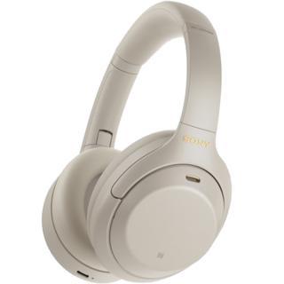 Casti Wireless WH-1000XM4 Noise Cancelling Argintiu
