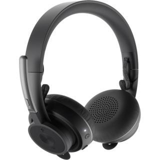 Casti Wireless Zone Wireless Plus Headset Negru