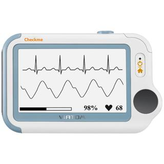 Checkme Pro Dispozitiv Medical Inteligent Cu Ekg Holter
