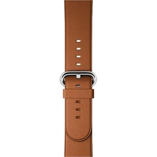 Curea Piele Maro Saddle Classic Apple Watch 42MM