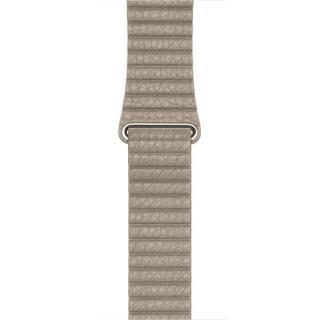 Curea Piele Crem L Apple Watch 42MM