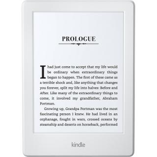 "<font color=""FF00CC"">Promotie!</font> EBook Kindle Paperwhite New Model 2015 Wifi, 4GB RAM Alb thumbnail"