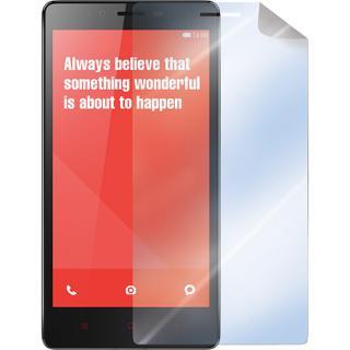 Folie De Protectie Transparenta Xiaomi Redmi 1s