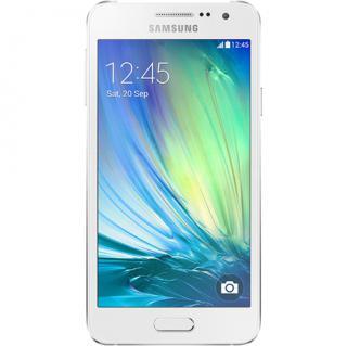 Galaxy A3 Dual Sim 16GB LTE 4G Alb A3000