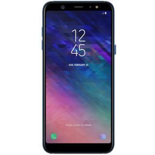galaxy a6 2018  dual sim 64gb lte 4g albastru  4gb ram