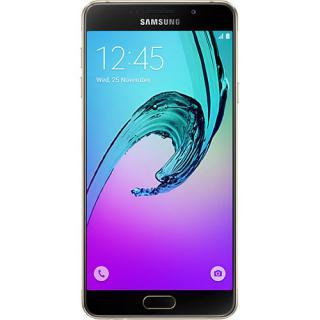 Galaxy A7 2016 Dual Sim 16GB LTE 4G Auriu