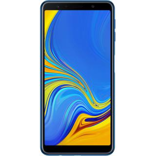 "<font color=""FF00CC"">Promotie!</font> Galaxy A7 2018 Dual Sim 64GB LTE 4G Albastru 4GB RAM thumbnail"