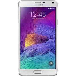 Galaxy Note 4 32GB LTE 4G Alb 3GB