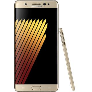 Galaxy Note 7 Dual Sim 64GB LTE 4G Auriu