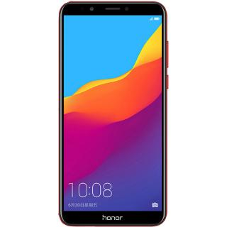honor 7c  dual sim 64gb lte 4g rosu  4gb ram