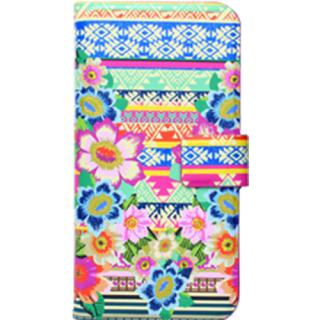 Husa agenda aztec floral apple iphone 6