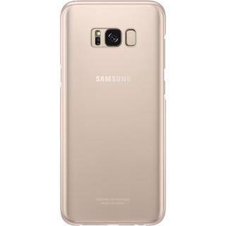 Husa Capac Spate Clear Cover Roz Samsung Galaxy S8