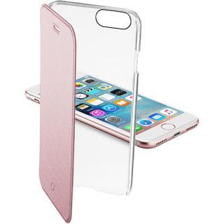Husa Agenda Clear Roz Apple Iphone 7