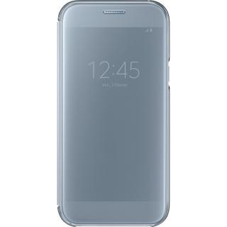 Husa Agenda Clear View Albastru Samsung Galaxy A5 2017
