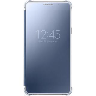 Husa Agenda Clear View Negru Samsung Galaxy A5 201