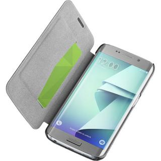 Husa Agenda Essential Negru Samsung Galaxy S7 Edge
