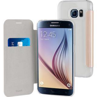 Husa Agenda Folio Auriu Samsung Galaxy S7