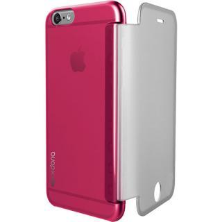 Promotie  – Husa Agenda Folio View Roz APPLE iPhone 6 Plus, iPhone 6s Plus – 79.9 lei