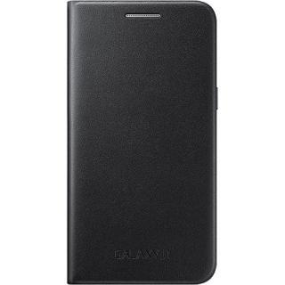 Husa Agenda Negru Samsung Galaxy J1