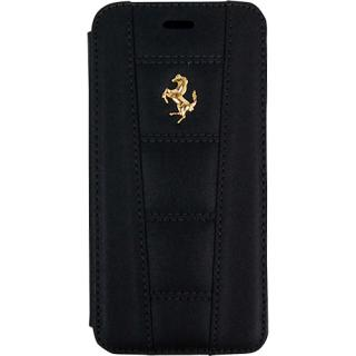 Husa agenda gold logo apple iphone 6