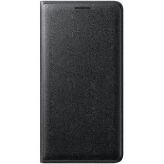 Husa Agenda Negru Samsung Galaxy J1 2016