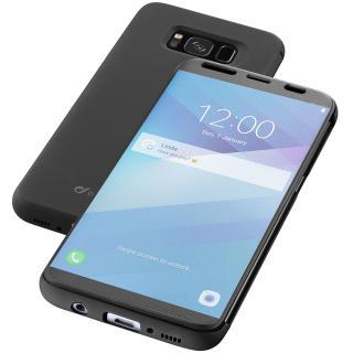 Husa Agenda Negru Samsung Galaxy S8