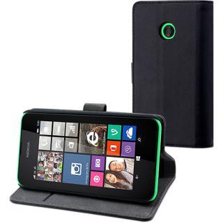 Husa Agenda Negru Nokia Lumia 530