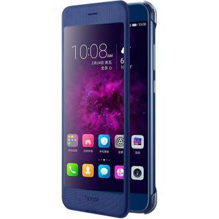 Husa Agenda Smart Albastru Huawei Honor 8 Pro