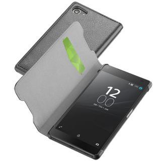Husa Agenda Negru Sony Xperia Z5 Compact