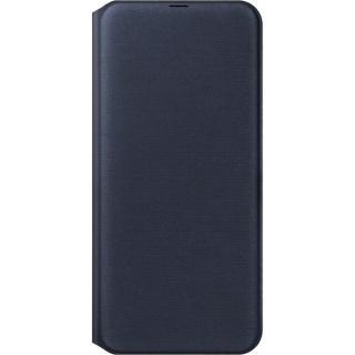 """<font color=""""FF00CC"""">Promotie!</font> Husa Agenda Wallet Negru SAMSUNG Galaxy A50 thumbnail"""