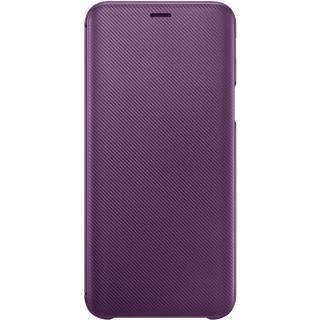 husa agenda wallet violet samsung galaxy j6 2018