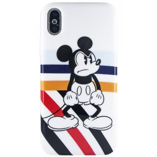 Husa Capac Spate Angry Mickey Mouse APPLE iPhone Xs