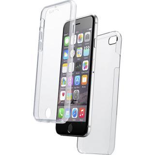 husa capac spate 360 transparent apple iphone 6, iphone 6s