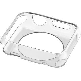 Husa Capac Spate Apple Watch 38 Mm Transparent