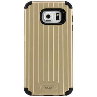 Husa Capac Spate Armor Auriu Samsung Galaxy S6