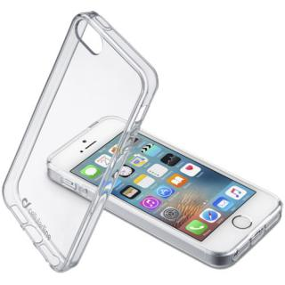 Husa Capac Spate Bi-Component Transparent APPLE iPhone SE