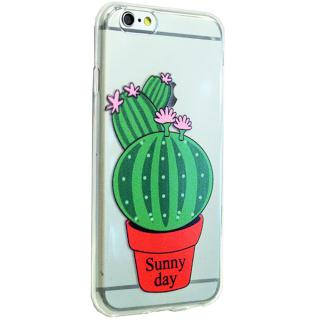 Husa Capac Spate Cactus Samsung Galaxy A5 2017