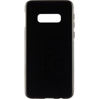 "<font color=""FF00CC"">Promotie!</font> Husa Capac Spate Carbon Glass Negru SAMSUNG Galaxy S10E thumbnail"