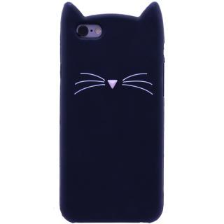 Husa Capac Spate Cat Negru Apple Iphone 6  Iphone