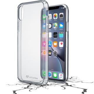 Husa Capac Spate Clear Duo Transparent APPLE iPhone XR