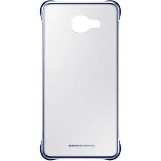 Husa Capac Spate Clear Negru Samsung Galaxy A5 201